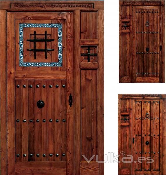 Foto puertas rusticas - Fotos de puertas rusticas de madera ...