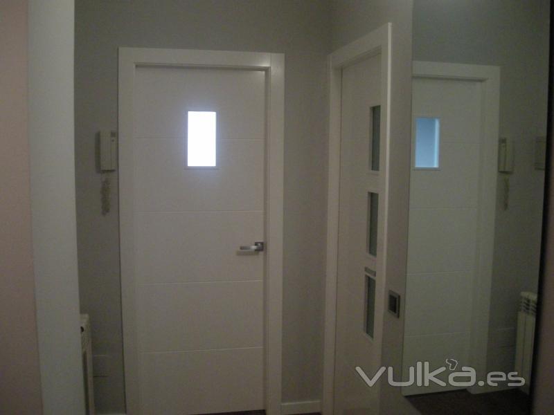 Foto diferentes dise os de puertas lacadas - Disenos de puertas ...