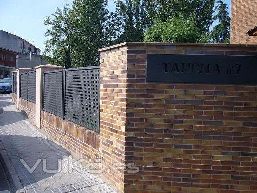 Foto muro de ladrillo visto - Muros de ladrillo visto ...