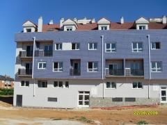 Edificio de viviendas virgen del camino. sj arquitectos