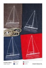 Combina estos dise�os con los bordados m�s originales, a base de motivos playeros y marineros. sepas que se pueden ...