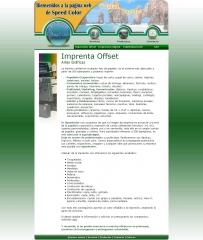 Speedcolorsl Servicios Publicitarios Imprenta Offset
