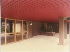 Instalacion techo metalico lamas