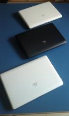 Asus eee pc 1001ha... black or white ?