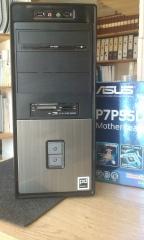 Ordenador pdnet p.b. asus p7p55d pro i5-750 4gb ddr3 engt220 1gb ddr3 1tb