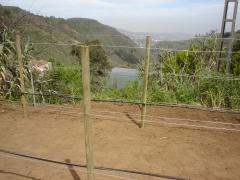 Instalacion de sistema de riego