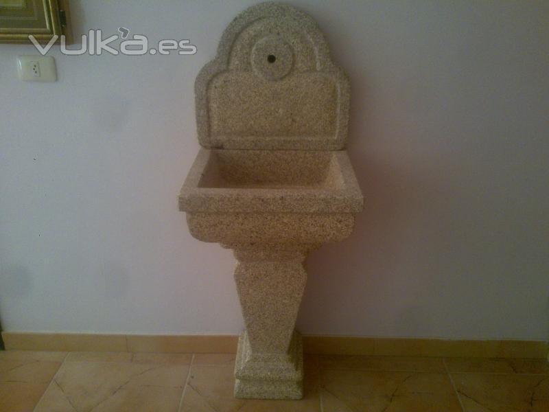 Chimeneas barbacoas balaustradas diegos - Balaustradas de piedra ...