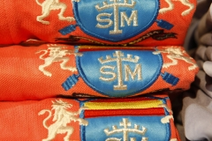 Santa marta moda detalle de nuestos polos bordados