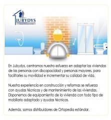 Presentacion de JUBYDYS en FERIA SANTA TERESA de el VENDRELL