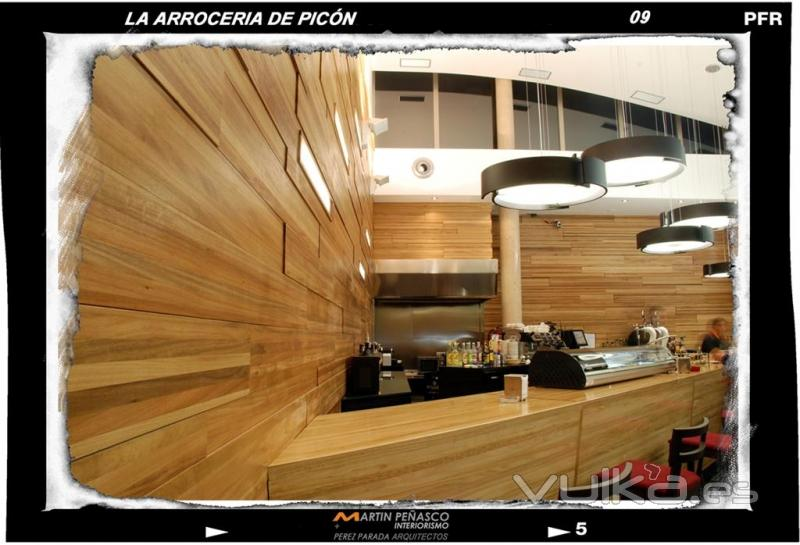 Foto Restaurante La Arrocer A De Pic N