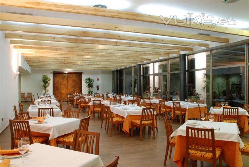 Foto restaurante la arrocer a de pic n - Decoracion de interiores restaurantes ...