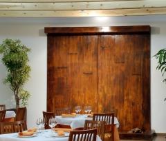 Restaurante la arrocer�a de pic�n - martinpe�ascointeriorismo. tlf. 650022654 - fuente comedor sur