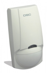 Detector dsc interior doble tecnologia con antienmascaramiento. (grado 3 alta seguridad interior)