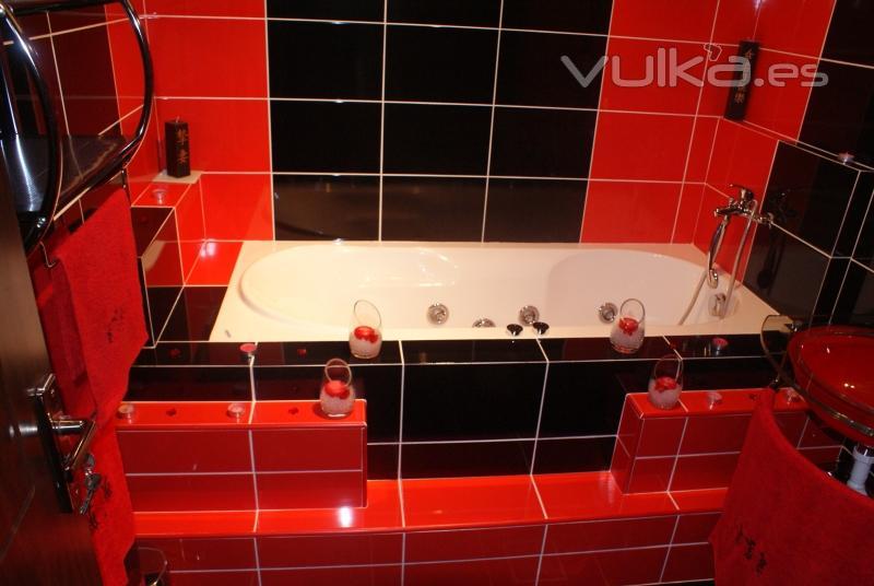 reforma completa de cuarto de baño terminada