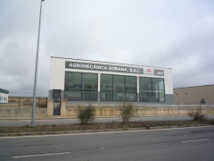 Nave Industrial en Almaz�n (Soria)