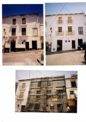 Reforma fachada,incluyendo pintura