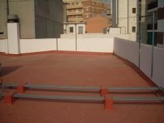 Impermeabilización de cubiertas 20 aos de garantía