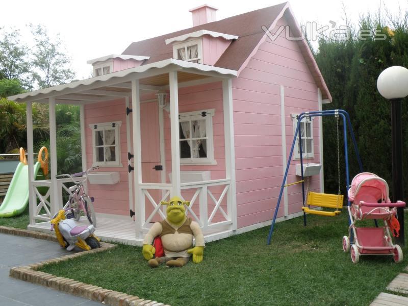 Master house curitiba for Casita infantil jardin