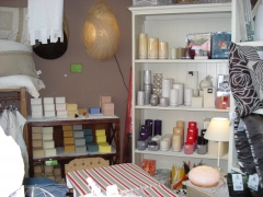 Primavera 2010 - sabons, espelmes, lampares
