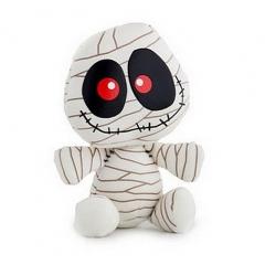Monstrus recycled-paper mummy . lallimona.com