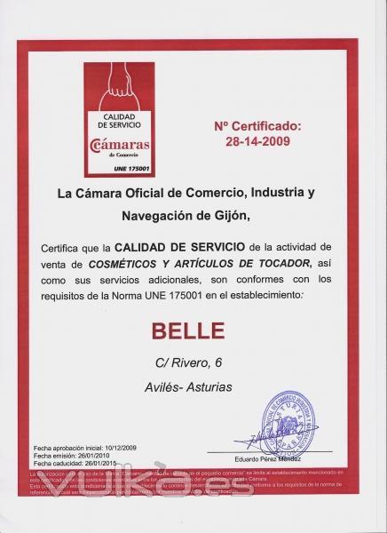 centro belleza asturias:
