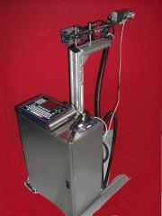 Sistema marcaje industrial d.o.d. los modelos lcp 7v / 16v de set punts  son equipos dod (gota a demanda) capaces ...