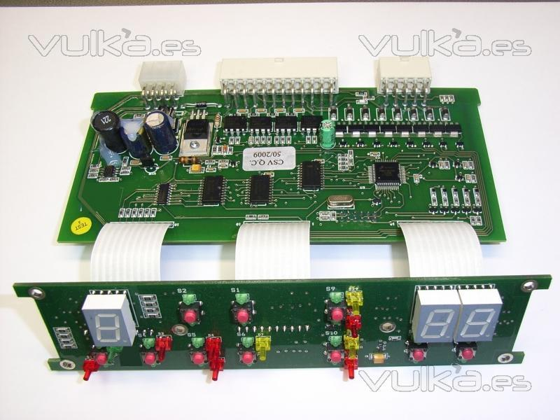 Montaje componentes electrónicos