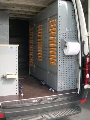 Equipamiento interior de furgonetas,inansur - foto 19