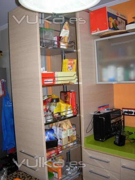 Nou habitat reformas construcci n decoraci n for Accesorio extraible mueble cocina