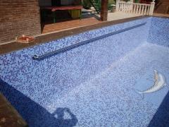 Varandilla agarre para seguridad en piscina