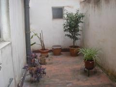Reforma de terraza, torrefiel - antes