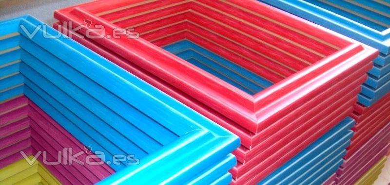 Marcos Cuadros Baratos - Diseño Belle Maison - Firmix.net
