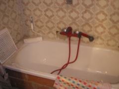 Reforma de bañera torrefiel - antes