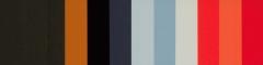 Chapa met�lica plastificada - colores lisos
