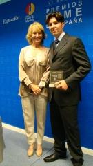 Premio pyme expansi�n al mejor emprendedor, manuel jesus amate martinez