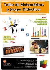 Taller de matem�ticas y juegos did�cticos