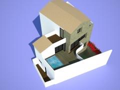 Reforma de una casa de cost a torrelles de foix