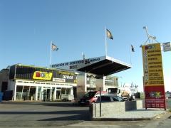 estacion de servicio boxcars