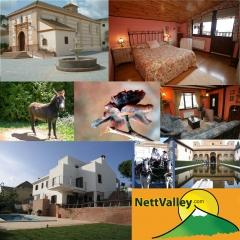 Propiedades rurales en el valle de lecrín y dúrcal