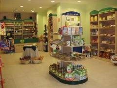 El rec� interior tienda