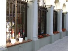 Vista de la fachada desde la calle.