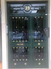CARPINTERIA METALCA DE MADRID - PUERTAS DE PORTAL