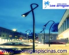 Luminacion y accesorios electricos