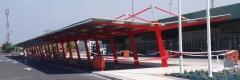 Aeropuerto vitoria (zona taxis)