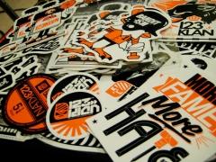 Pegatinas y stickers desde 29 euros las 500!!!