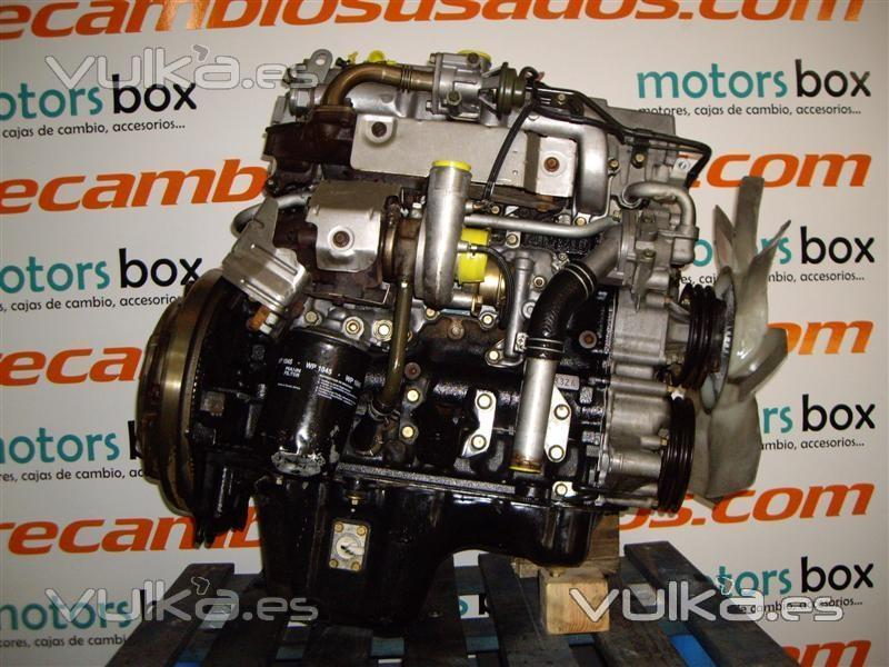 Foto: Motor Mitsubishi Montero 2.8TDI