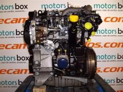 Motor renault scenic 1.9dci