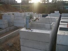 Panteones y sepulturas prefabricadas