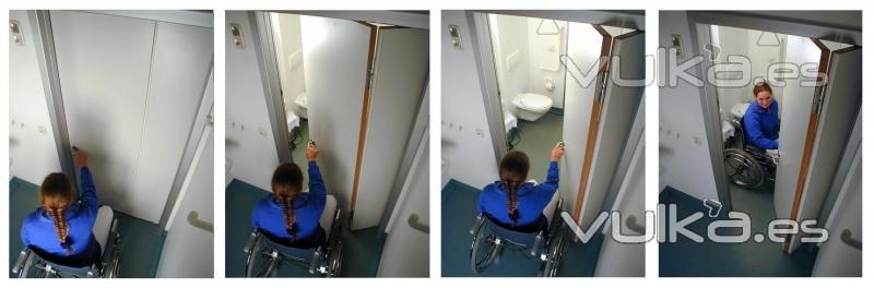 diseno de baño para discapacitados ~ dikidu.com - Puertas De Bano Para Discapacitados