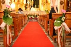 Decoración de iglesia: arte y armonía
